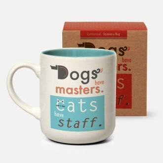 dogs have masters mug