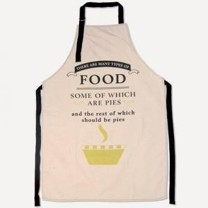 pies food apron