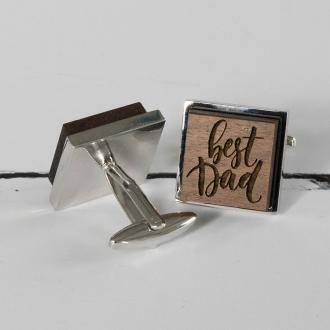 best dad fathers day cufflinks