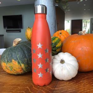 star bottle orange