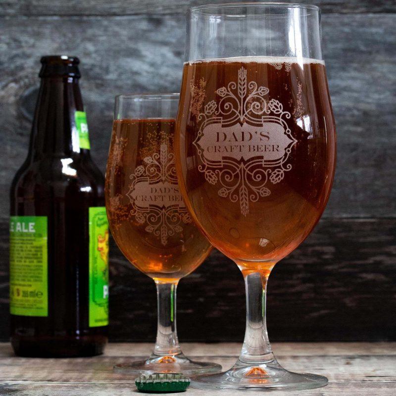Craft beer Glass