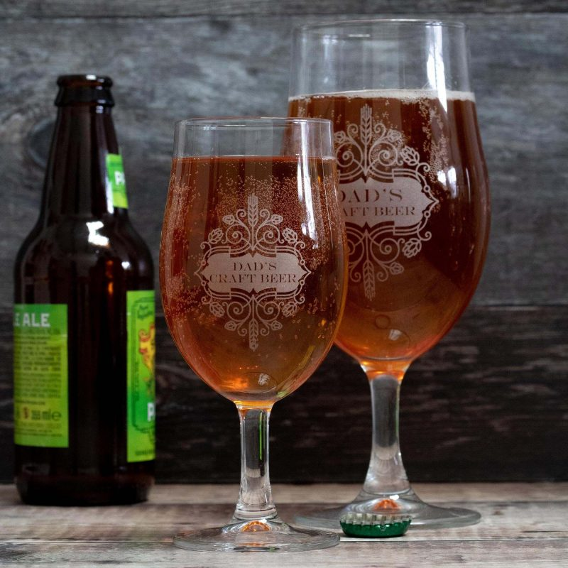 Personalised Engraved Glass