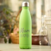 personalised water bottle Moters day 500ml